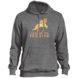 Grandmother Of Friesians Pullover Hoodie