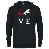 Love Friesians French Terry Hoodie