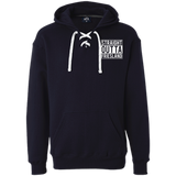 Straight Outta Friesland Heavyweight Sport Lace Hoodie