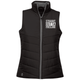 Straight Outta Friesland Ladies' Quilted Vest