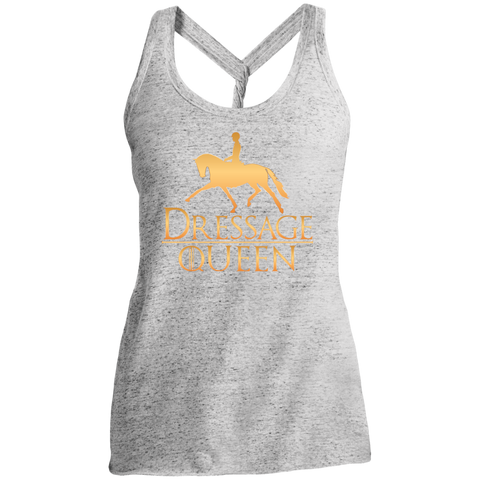 Dressage Queen Cosmic Twist Back Tank