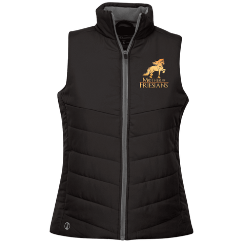 Mother Of Friesians Holloway Ladies' Quilted Vest