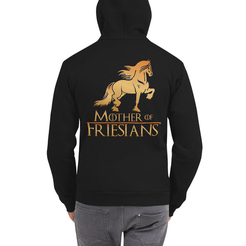 Mother Of Friesians Hoodie sweater