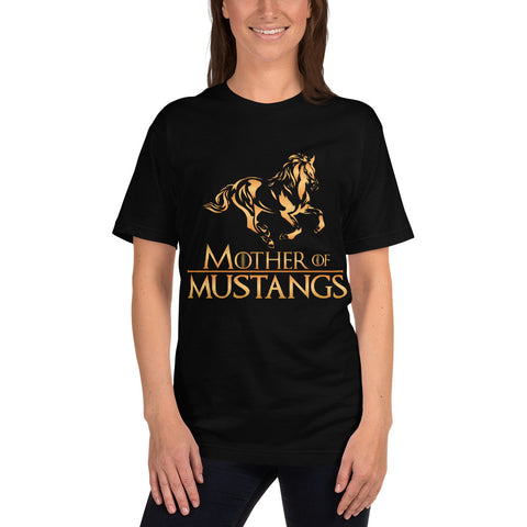 Mother Of Mustangs T-Shirt