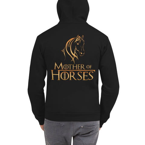 Mother Of Horses Hoodie