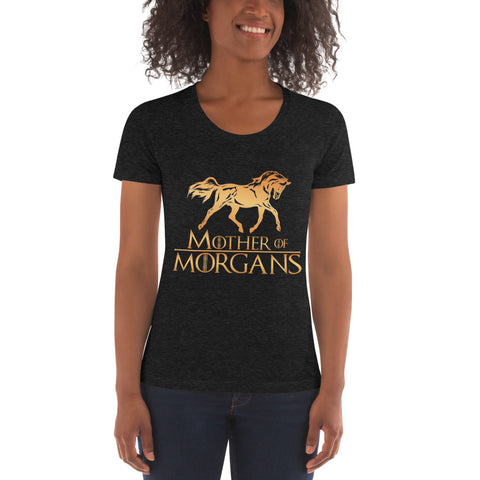Mother Of Morgans Women's Crew Neck T-shirt