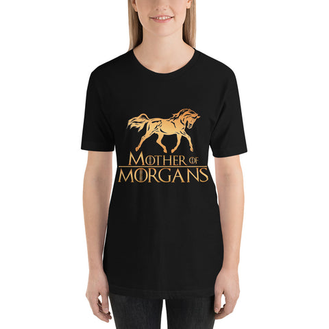 Mother Of Morgans Short-Sleeve Unisex T-Shirt