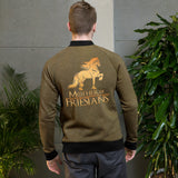 Mother Of Friesians Bomber Jacket