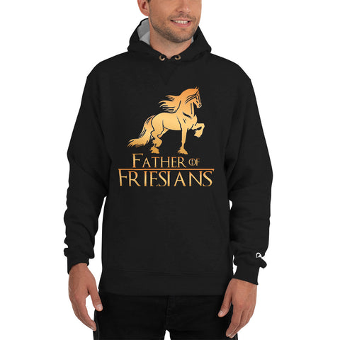 Father Of Friesians Champion Hoodie