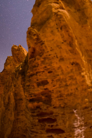 Starry night over the Pinnacles (3 of 3)