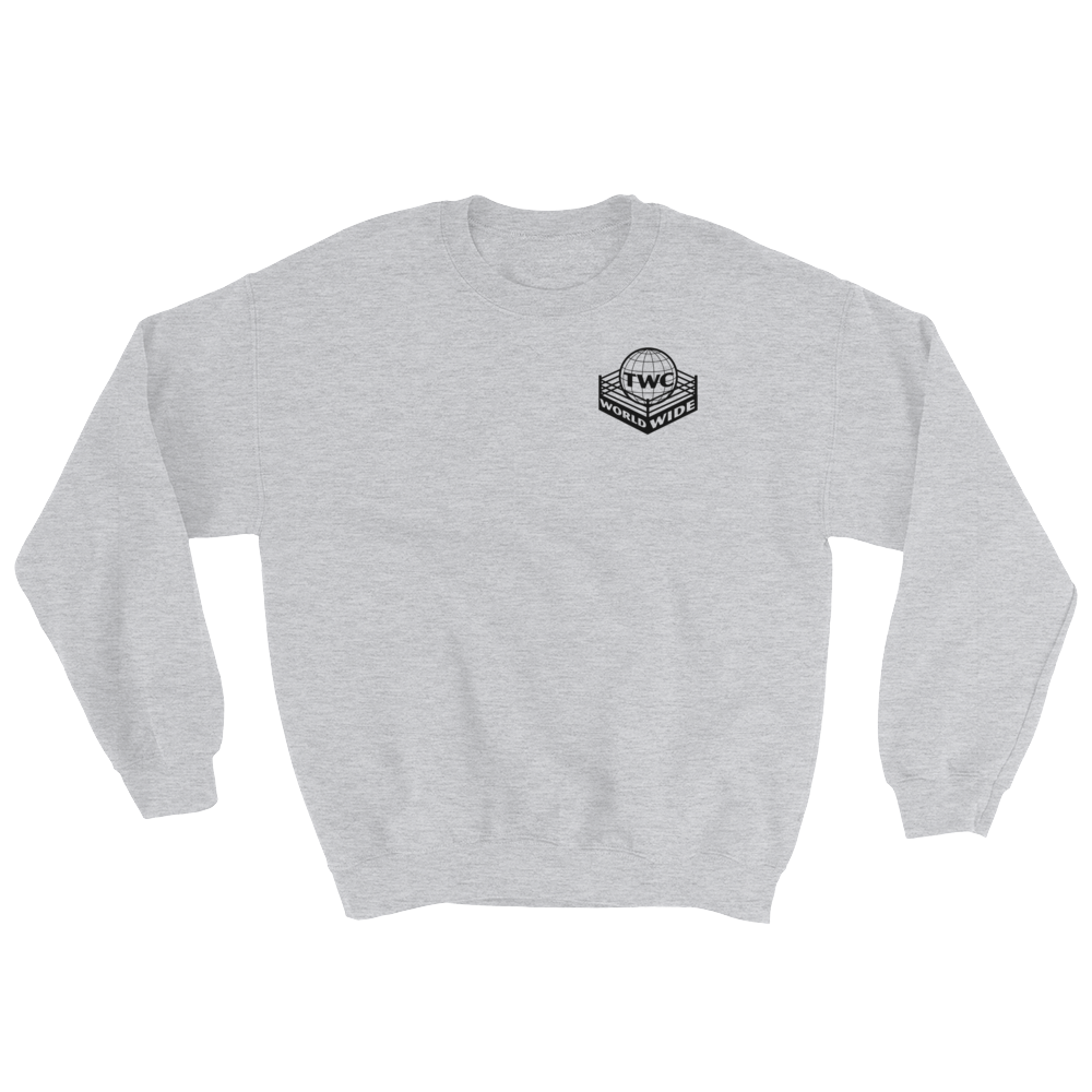 "The Wrestling Classic ""TWC Worldwide"" Sweatshirt"