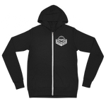 The Wrestling Classic Worldwide Unisex Zip Hoodie