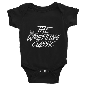 The Wrestling Classic Baby Onsie