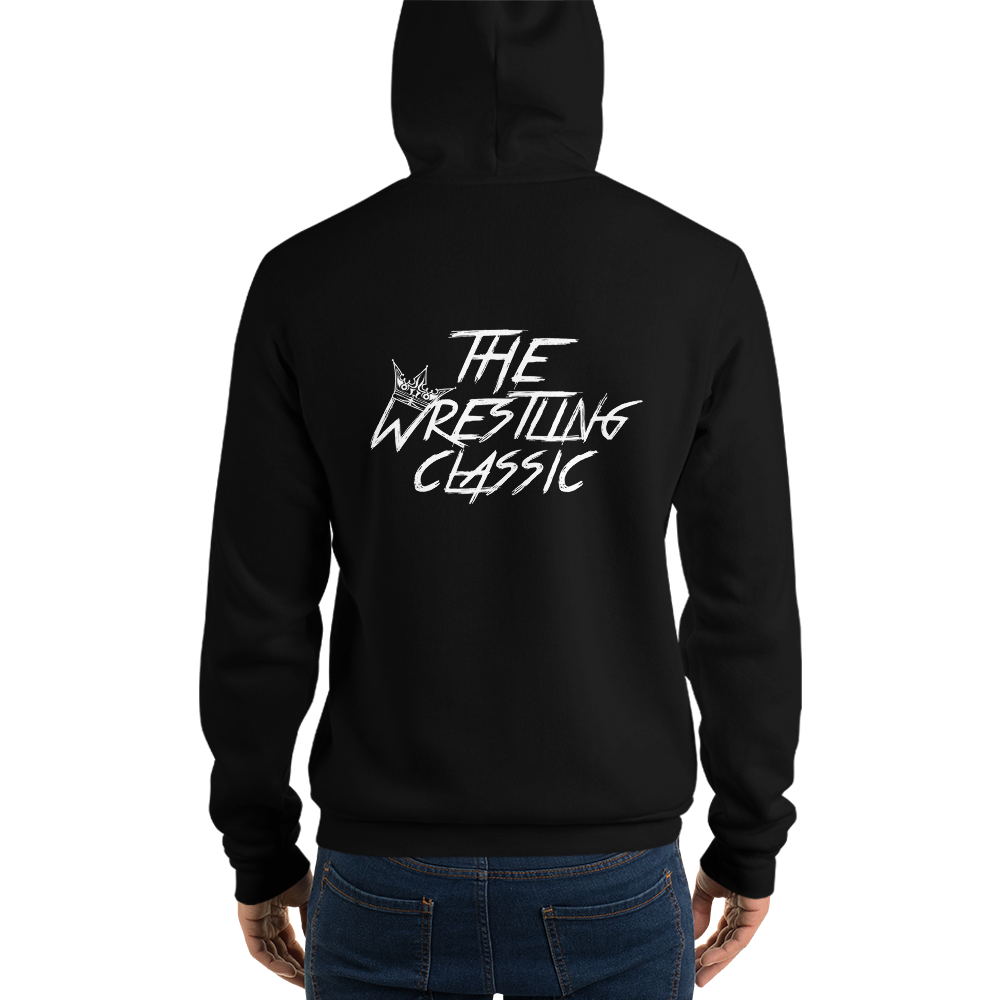 "The Wrestling Classic ""TWC Worldwide"" Pullover Hoodie"