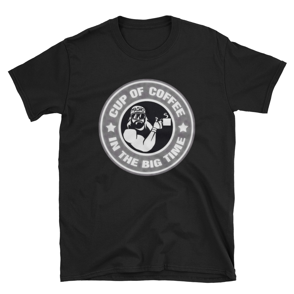 Cuppa Coffee Tee - The Wrestling Classic