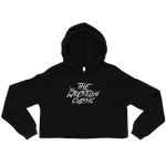 The Wrestling Classic Women's Crop Hoodie