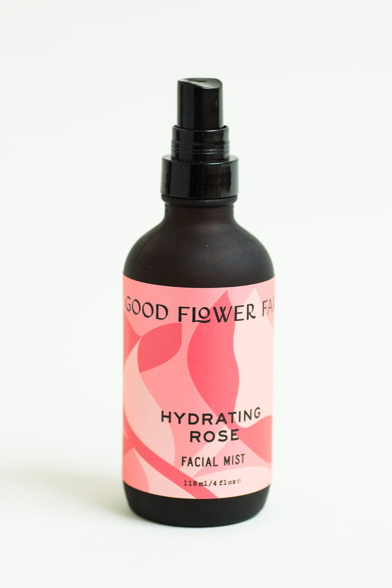 Hydrating Rose Facial Mist