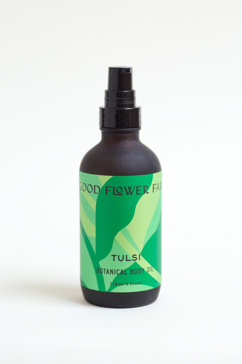 Tulsi Botanical Body Oil