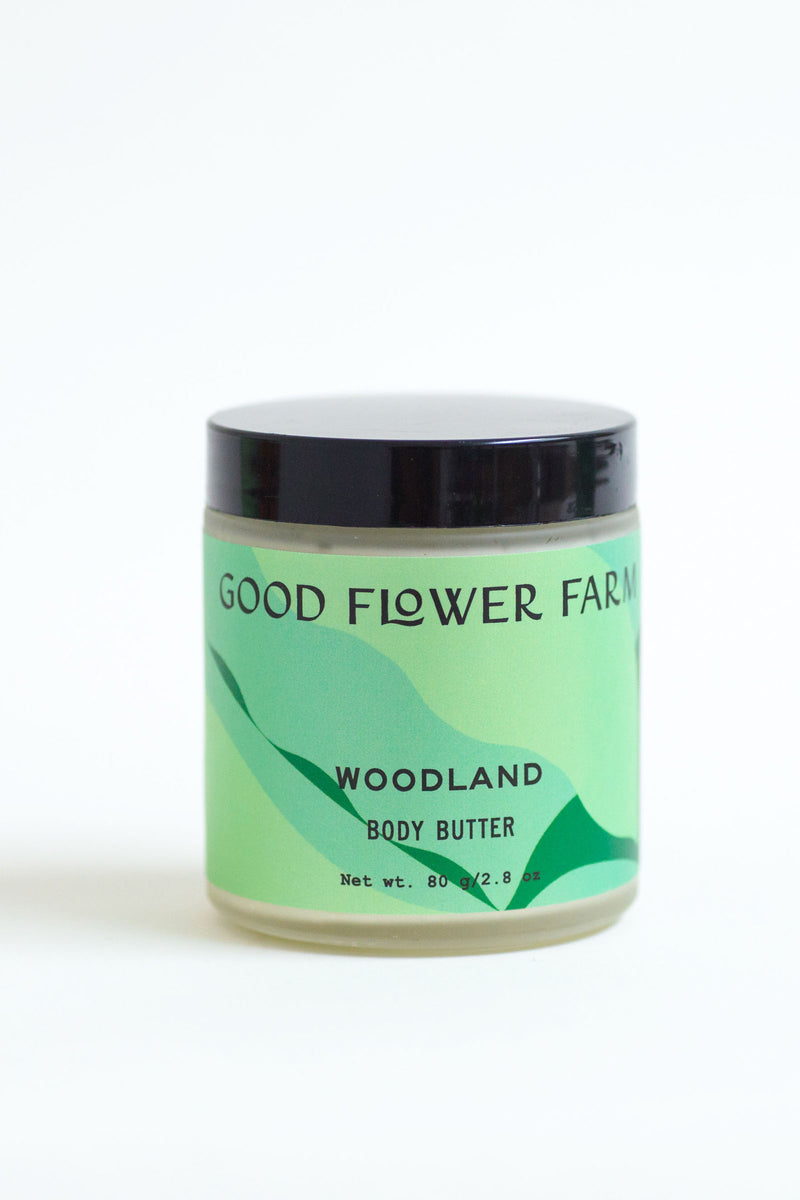Woodland Body Butter