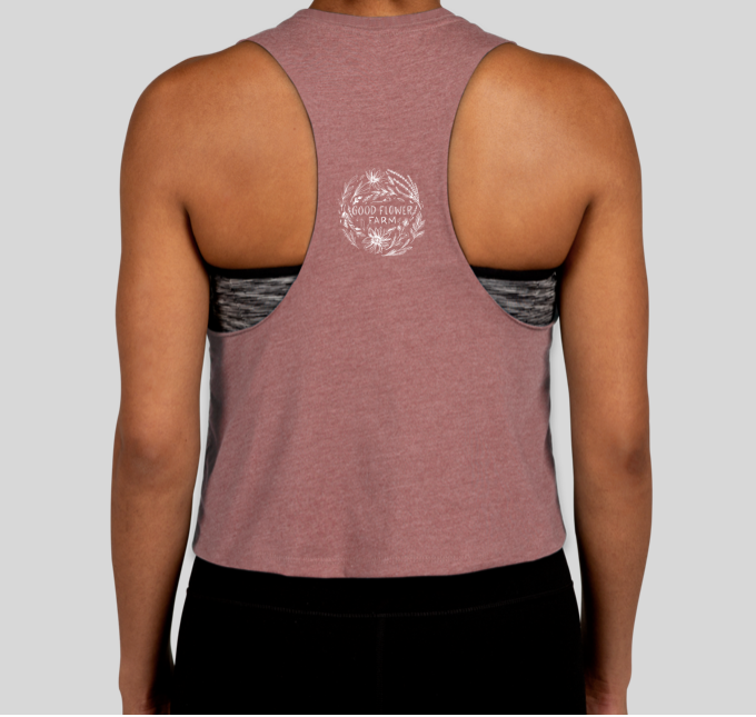 Herb Allies Crop Tank Pre-Order (Ships in ~2 weeks)