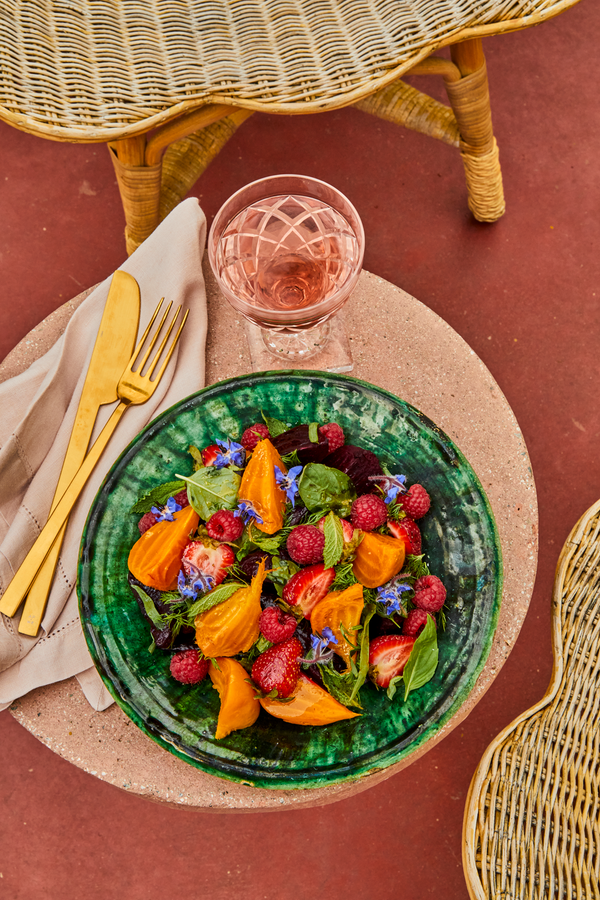 Beets and Berries Salad