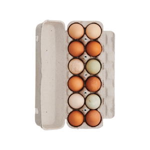 Organic Farm Fresh Eggs - Flamingo Estate