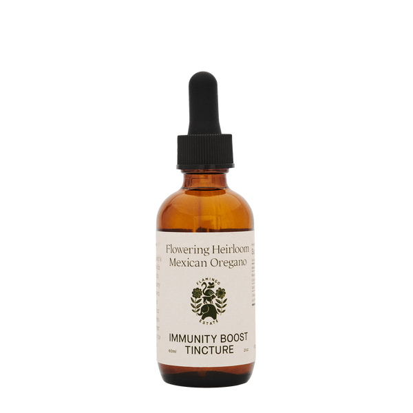 Immunity Boost Tincture - Flamingo Estate