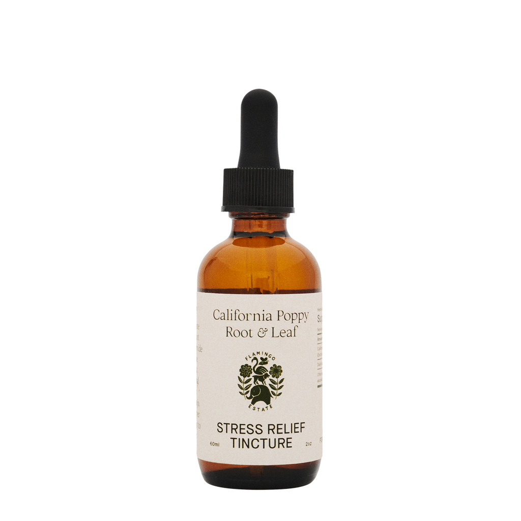 Stress Relief Tincture - Flamingo Estate