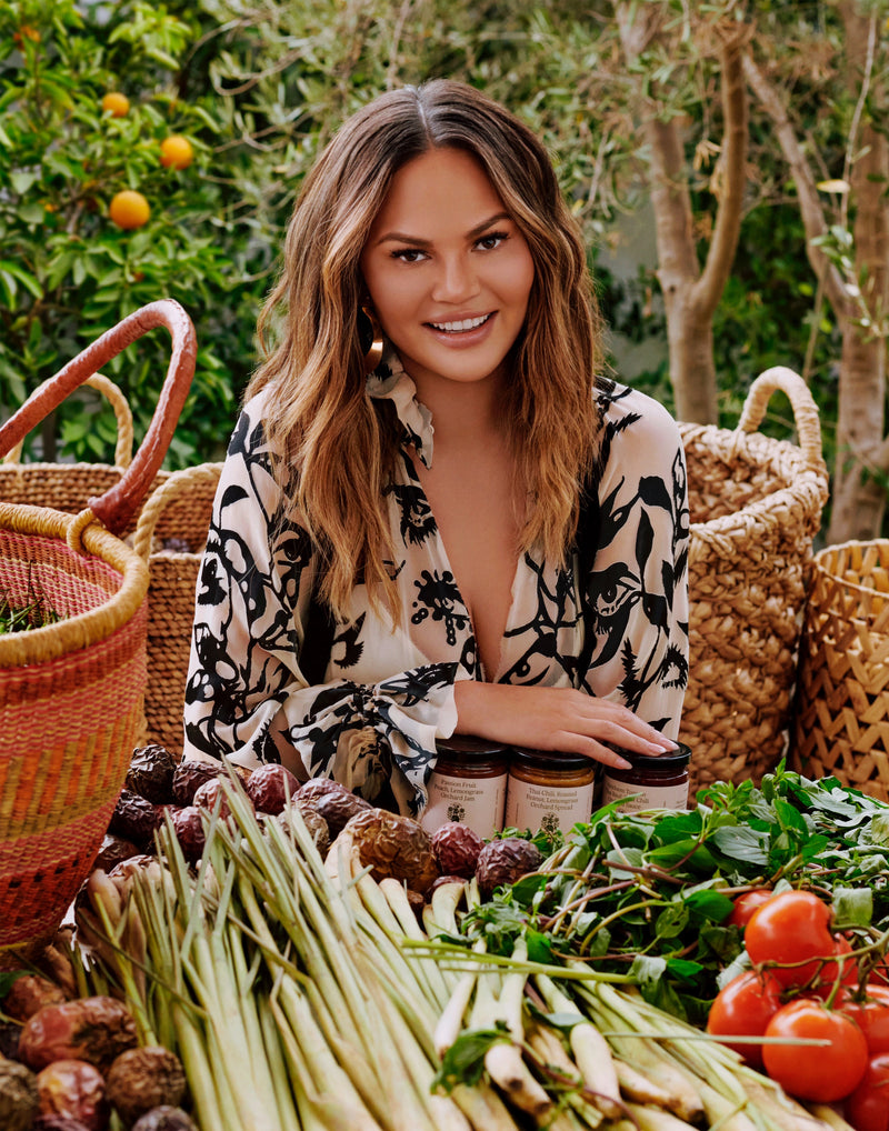 Chrissy Teigen's Orchard Jams - Flamingo Estate