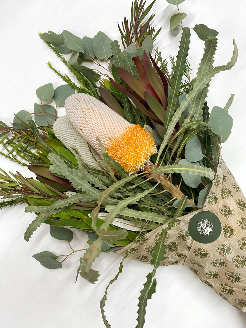 Native Farm Flower Bundle - Flamingo Estate