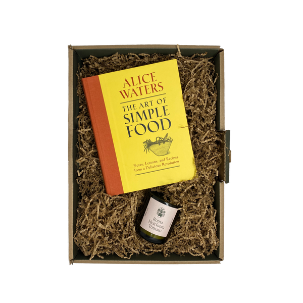 Candle & Book Kitchen Gift Set - Flamingo Estate