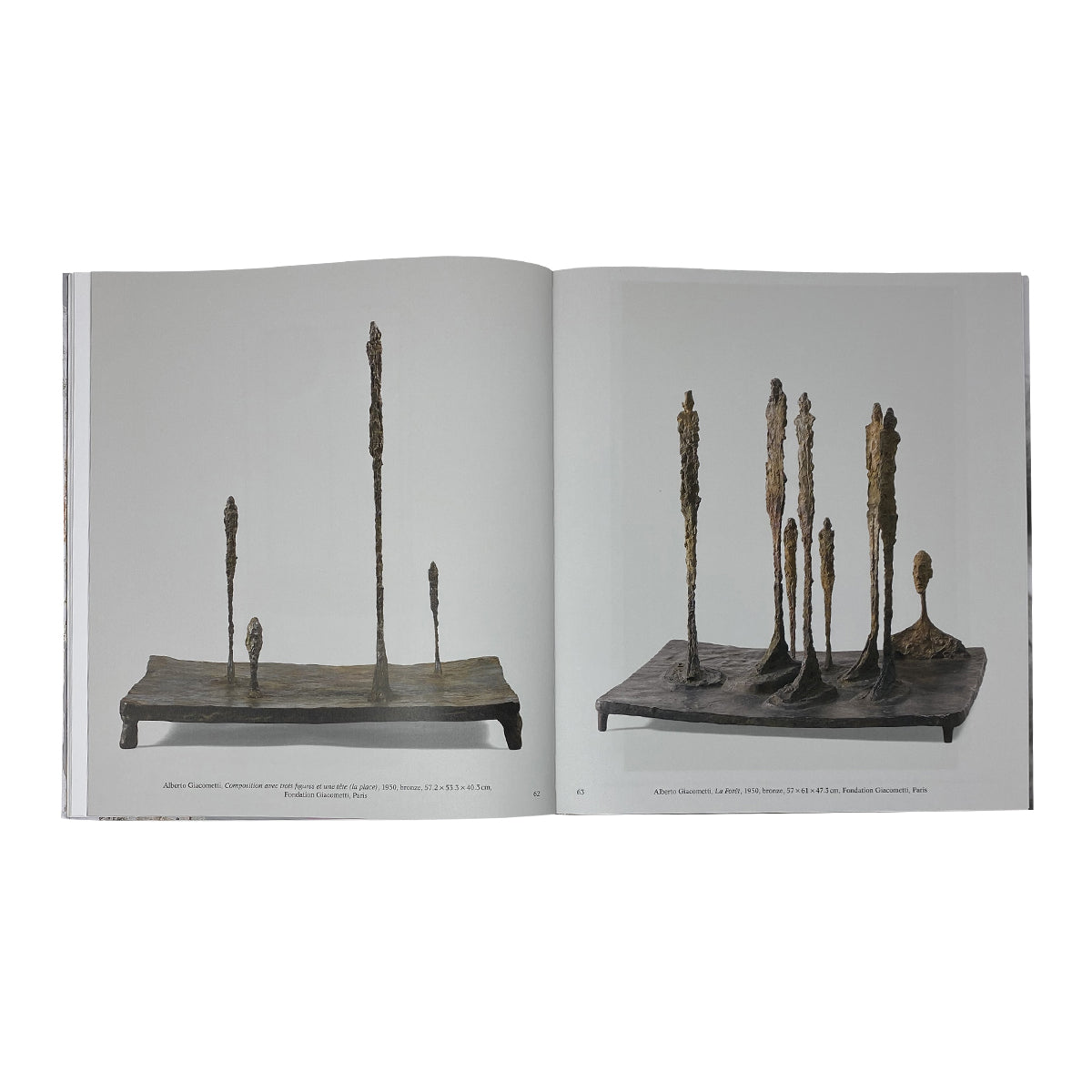 Bacon Giacometti - Book