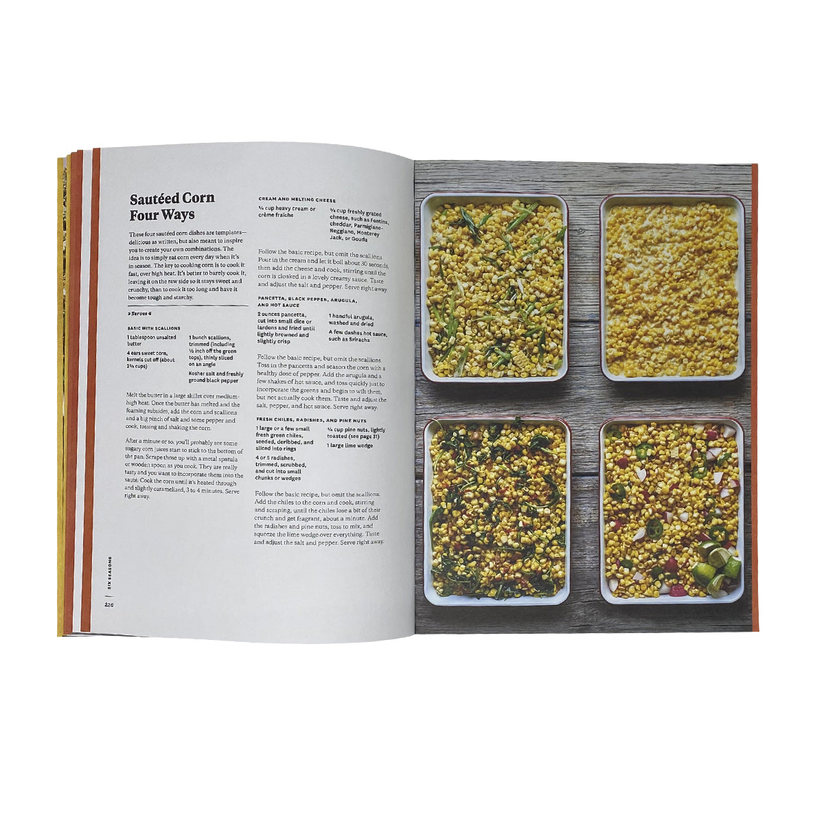 Six Seasons: A New Way With Vegetables - Book