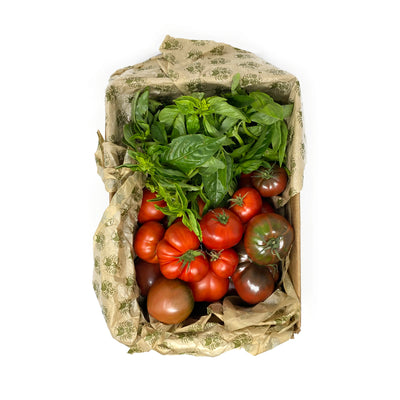Organic Tomato and Basil Box
