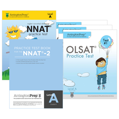 Full Gifted & Talented Prep Bundle - Level A