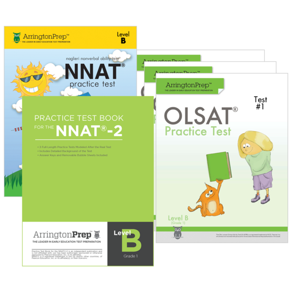 Full Gifted & Talented Prep Bundle - Level B
