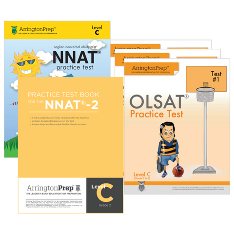 Full Gifted & Talented Prep Bundle - Level C