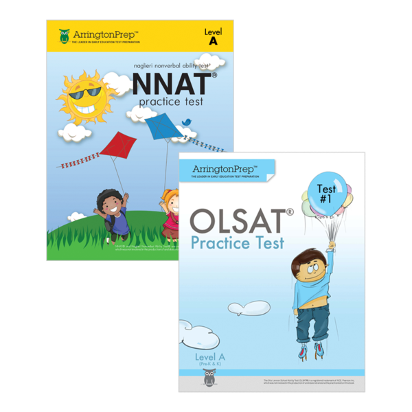 Mini Gifted & Talented Prep Bundle - Level A