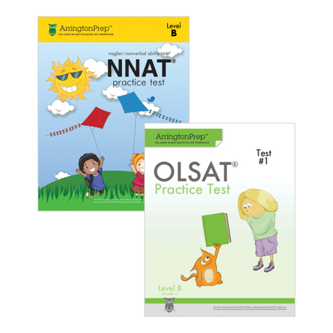 Mini Gifted & Talented Prep Bundle - Level B