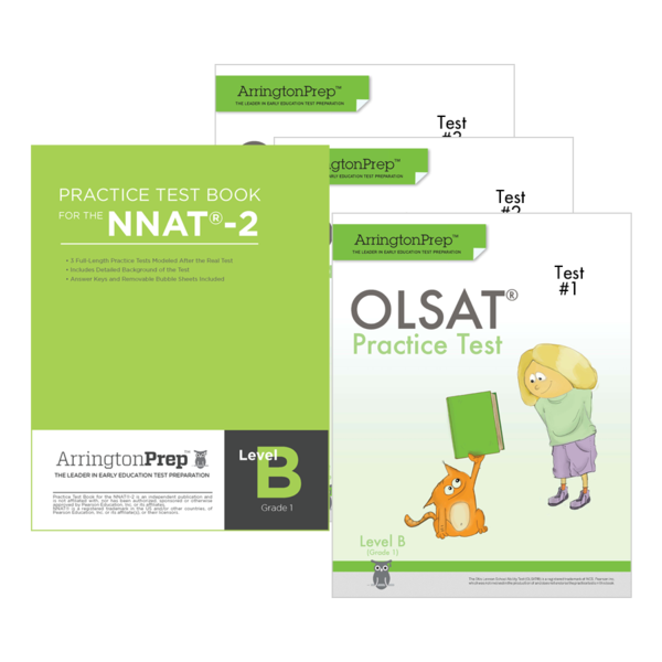 Standard Gifted & Talented Prep Bundle - Level B