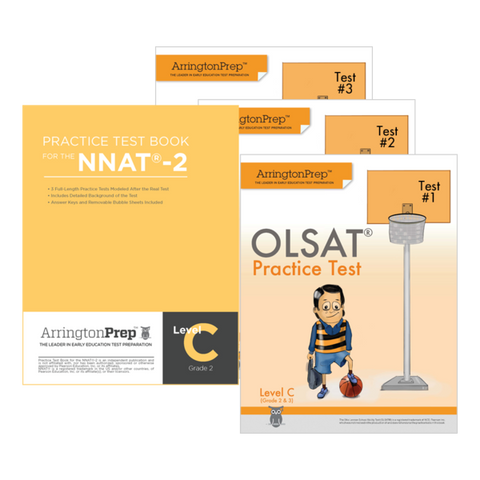 Standard Gifted & Talented Prep Bundle - Level C