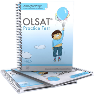 Practice Tests for the OLSAT®-8, Level A