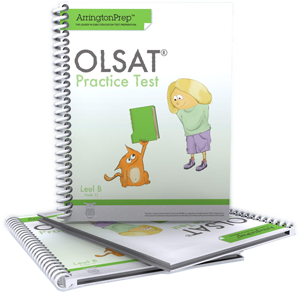 Practice Tests for the OLSAT®-8, Level B