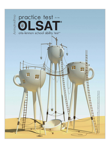 Practice Tests for the OLSAT®-8, Level E