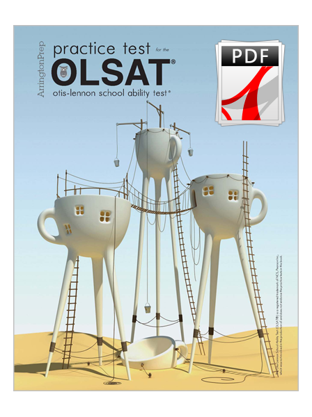 Practice Tests for the OLSAT®-8, Level E (eBook Edition)