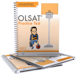 Practice Tests for the OLSAT®-8, Level C