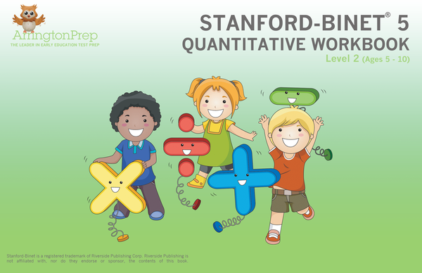 Stanford-Binet®: Quantitative Reasoning Subtest (Level 2)