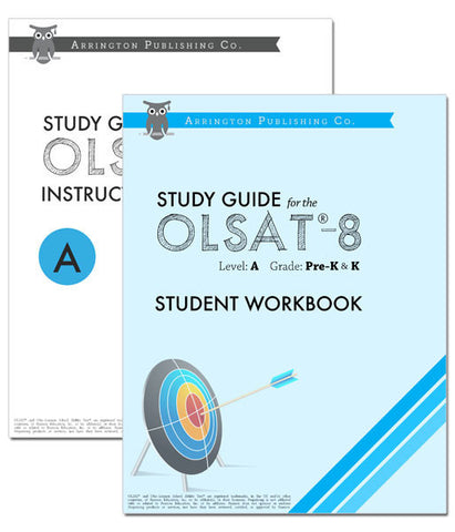 Study Guide for the OLSAT®-8, Level A