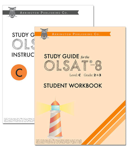 Study Guide for the OLSAT®-8, Level C