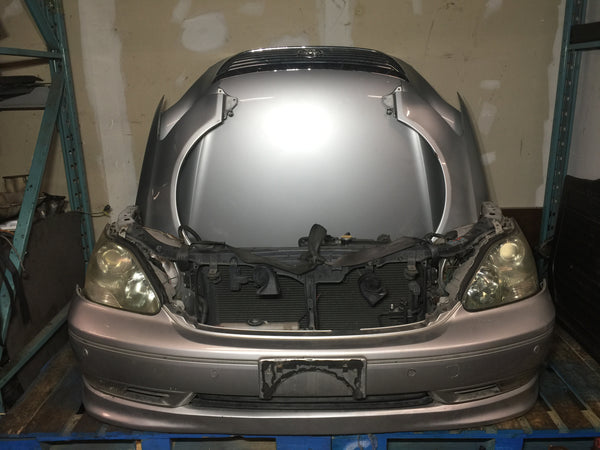 LEXUS LS430 04-06 FRONT END CONVERSION JDM